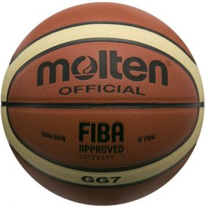 Molten GG7 Official FIBA Indoor Basketball