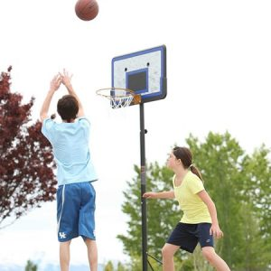 Outdoor Basketball Hoops