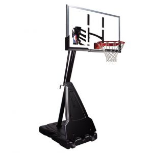 Spalding NBA Portable Basketball System - Acrylic Backboard