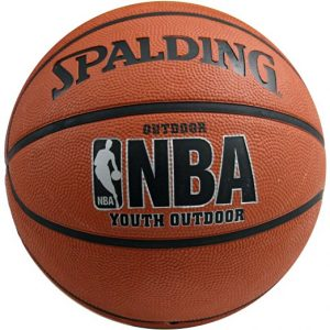 Spalding NBA Varsity Rubber Outdoor Basketball