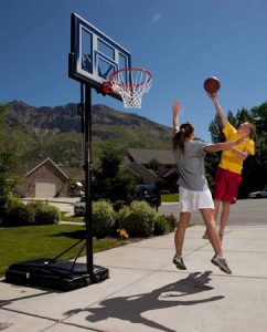 What Is a Portable Basketball Hoop?