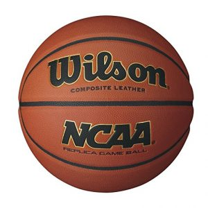 3. Wilson NCAA Replica Game Basketball