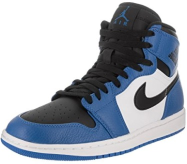 Nike Mens Air Jordan 1 Retro High Basketball Shoe