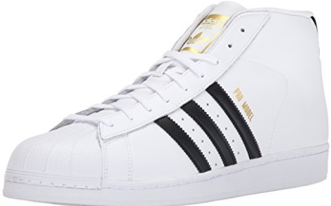 adidas Performance Mens Pro Model Basketball Shoe